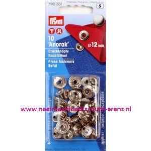 Navullingen Voor 390330 Zilverkleurig 12 Mm art. nr. 390331 - 1302