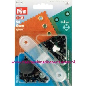 Ringen Ms Bronskleurig 4,0 Mm Prym art. nr. 542402 - 1429