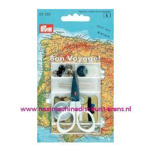 001544 / Reisetui+Schaartje Bon Voyage Prym art. nr. 651255