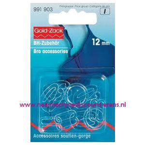 Bh Accessoires Assortiment 12 Mm Transparant art.nr.  991903 - 1622