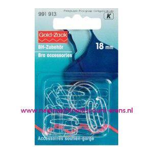 001625 / Bh Accessoires Assortiment 18 Mm Transparant art.nr. 991913