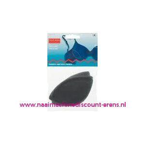 Push-Up Pads Maat S Zwart Met 10% Polyamide art. nr. 992315 - 1660