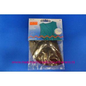 001683 / Sousbras Gr.1/2.Zwart 100% Katoen art. nr. 994206