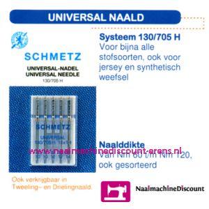 001698 / UNIVERSAL 130/705 H-70