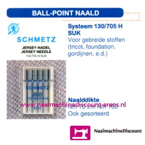 001706 / Ball Point 130/705 H-SUK 70-90 assortie
