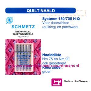 Quilt Naalden 130/705 H-Q-75-90 assortie - 1717
