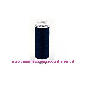 001866 / Gutermann naaigaren 013 (denim)