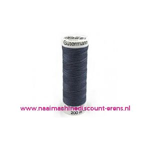 001890 / Gutermann naaigaren 112 (denim grijs)