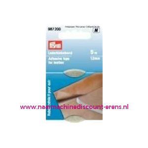 Zelfklevende tape voor leder prym art. nr. 987200 - 2233