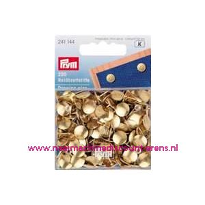 Punaises ijzer goudkleurig prym art. nr. 241144 - 2234