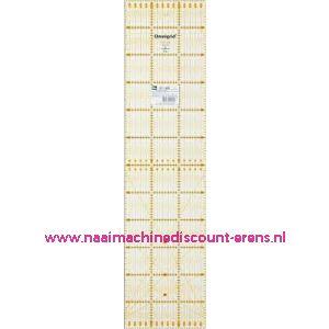 Universele liniaal met Cm schaal 15 x 60 Cm prym nr. 611308