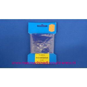 Elastisch Koord 1,5 Mm Kobalt Blauw Discount - 2413