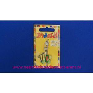 JANOSCH zipper pull - 2502