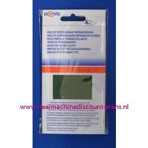 002576 / Reparatiedoek DONKER BLAUW 11 x 25 Cm