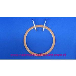 002623 / Borduurring Plastic Klein 90 Mm