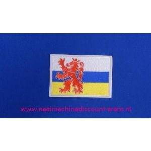 Limburgse Provincie Vlag - 2662