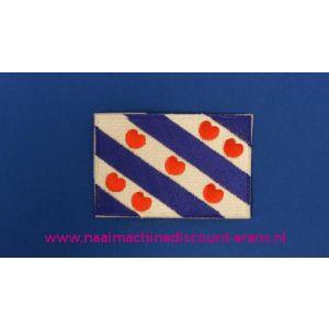 Provincie Vlag Friesland - 2681