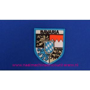 Bavaria - Bayern schild - 2772