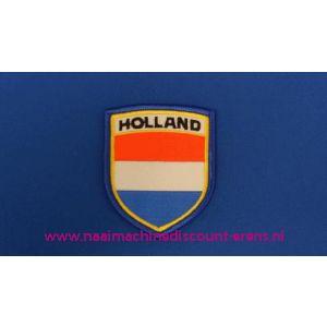 002778 / Holland Rood-Wit-blauw schild