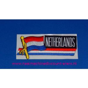 002795 / Netherlands + Vlag