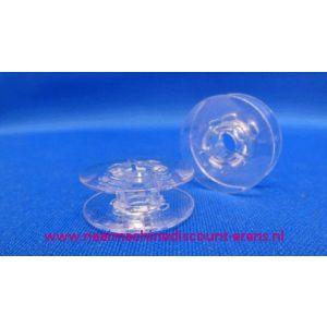 Pfaff spoeltjes Plastic - 10 Stuks - 2903