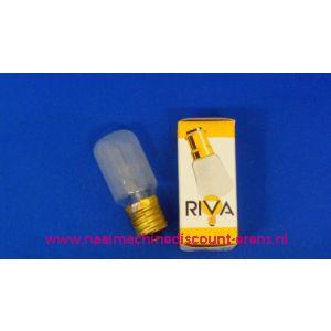 RIVA Schroefdraad E16 - 15 Watt - 2907