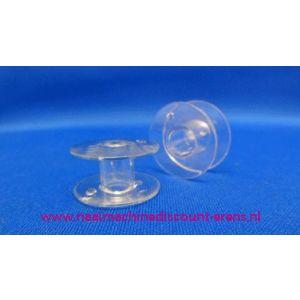 CB spoeltjes Plastic - 10 Stuks