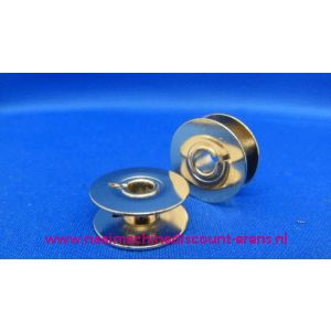 Pfaff spoeltjes Ijzer 3 delig - 5 Stuks - 2919