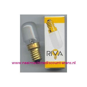 RIVA Schroefdraad E14 - 15 Watt - 2935