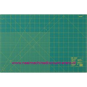 Snijmat voor Rolmessen  90 x 60 Cm prym art. nr. 611382
