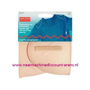 003275 / Schoudervulling huidkl. rechtmodel+klittenband art.nr 993816
