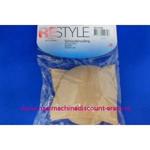 003284 / Schoudervulling RESTYLE huidskleur  klein