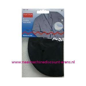 003286 / Sousbras Gr.M. zwart 100% Katoen art. nr. 994186
