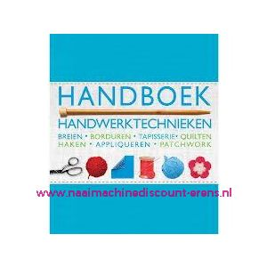 003309 / Handboek Handwerktechnieken