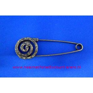 Kiltspeld gedraaid grof kleur Brons art. nr. 12155 / 003435