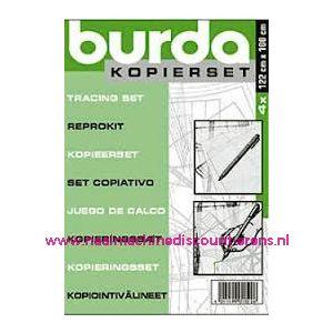 BURDA kopieerset met stift