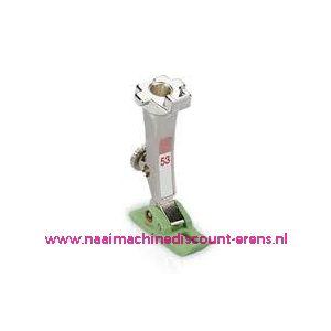 Bernina stiksteekvoet met glijzool #53 / 003501