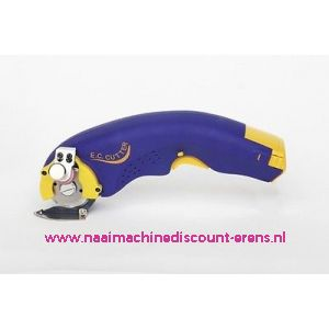 EC-8 Cordless Electric Round Knife Cutter