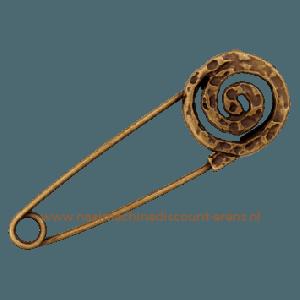 """Kiltspeld Union rond """"Brons"""" art.nr. 500467"""