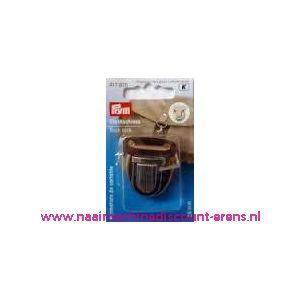 TT-slot brons kleur metaal prym art. nr. 417977 - 6024
