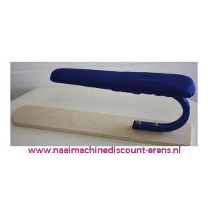 Mouwplank, los (klein model) professioneel - 6133