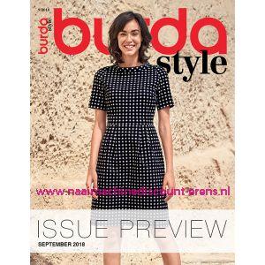 BurdaStyle Magazine 9/2018