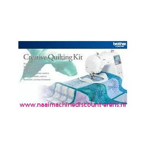 006458 / Brother Creative Quilting Kit