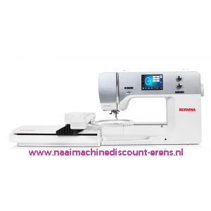 BERNINA 770 QE - Quilt Edition met Borduurarm