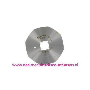 Suprena CR-100A mes, 8 Hoeken (art.nr. R-1515) 100 Mm