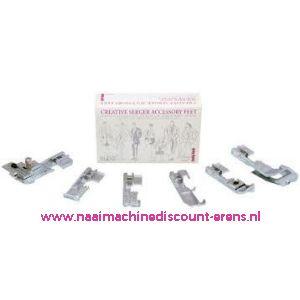 Babylock Accessoires Set Compleet A-6EU - 009560