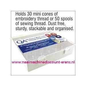 QA Thread Organiser 50 Spool Multi-Size