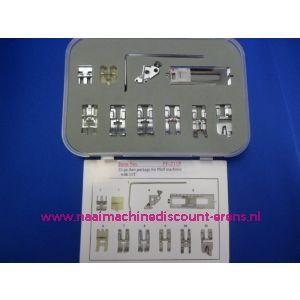 Naaivoeten Pfaff 11 Stuks met IDT systeem 1006-7570 / 009671