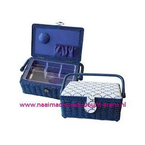 009837 / Naaibox Blue S prym art. nr. 612224