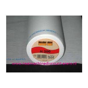 009962 / Vlieseline H200 Wit 90 Cm breed